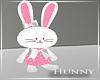 H. Bunny Plush Toy V2