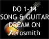 Dream On + guitar ~