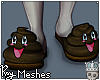 Poo Slippers F