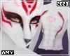 ! Shiroi | Kitsune fox