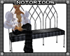 EmoGlo Gothic Bench