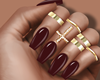 ~A: Cerise Nails