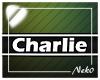 *NK* Charlie (Sign)