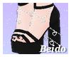 B! Black Heels