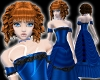 ~N~ Claudia's Silk Gown