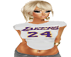 Lakers Bryant 24 tee