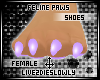 .L. Pastel Canine Paws