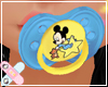 ♚ mickey mouse paci