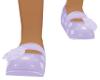 Child Summer Purple Shoe
