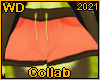 W! Mossy I Digi shorts