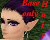 (AFH) Halex Base Purp