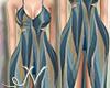 N. Blue Dress