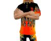 R+K Flamen Poloshirt