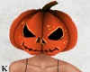 *K* Pumpkin Head