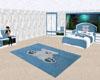 s~n~d teddy rug mat
