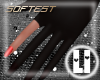 [LI] Noir Gloves S SFT