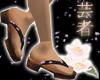 *BRWH* Pinstripe Sakura