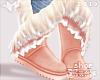 $ Winter Boots - Peach