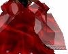 red wedding shawl