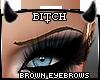 !B  Brows - Brown