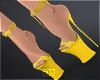 𝓟. Yellow Heels