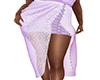 ~N~ Summer Purple Skirt