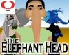 Elephant Head -Womens
