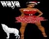 waya!X-masParty(PF)Dress