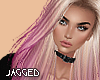Aubrey blond rose