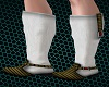 Saiyan Armor Boots A