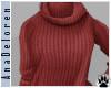 [AD] Wine Sweater