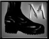 [A] Combat Boots M