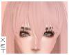 ✘ Mavis bangs pink.