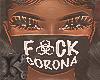 Fukk Coronavirus mask