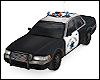 Police Car (No Poses)