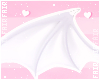 F. Succubus Wings White
