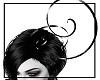 Vinyl Petals Head Art