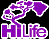 [MJ] HI-LiFE Tee Purple