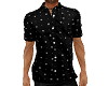 Black Dots Shirt