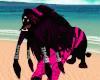 Polynesian Lion Pink