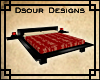 Oriental Retreat Bed I