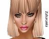 ✂ Hadley Coral Blonde