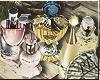 Perfume Mirror Tray