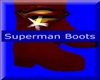 Superman Red Boots