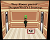 DragonWolf Tiny Room