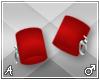 A|Misa Red Bracelets (M)
