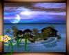 *M* Purple Moon Island