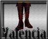 {D} Vamp bootz - Red