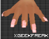 [GS] French Manicure.