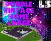Huge Vintage Purple Home